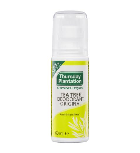 Thursday Plantation Original Deodorant Roll On 60ml