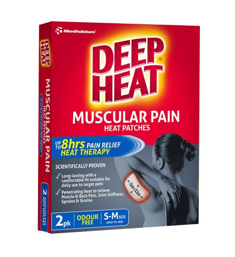Deep Heat Patch Regular