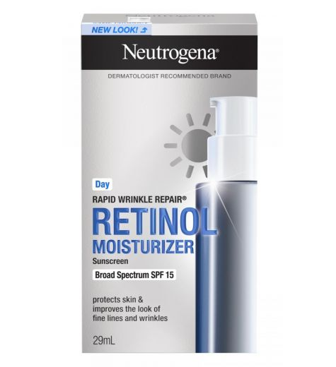 Neutrogena Rapid Wrinkle Repair Moisturiser SPF 15 29ml