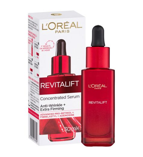 L'Oreal Revitalift Concentrated Serum AntiWrinkle + Extra Firming 30ml