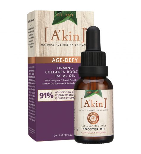 Akin Cellular Radiance Booster Oil 20ml