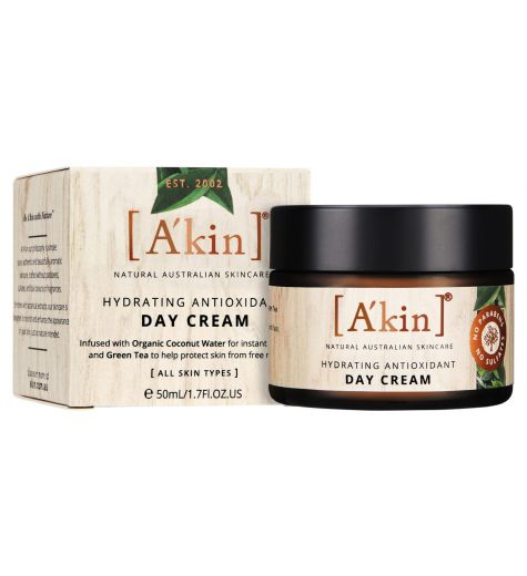 Akin Hydrating Antioxidant Day Cream 50ml