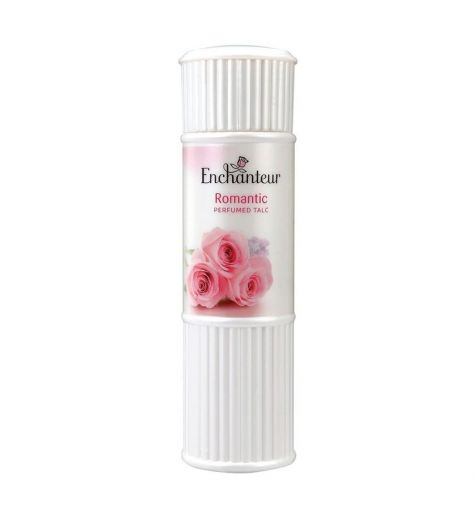 Enchanteur Romantic Perfumed Talc 200g