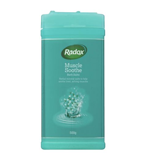Radox Muscle Soothe Bath Salts 500g