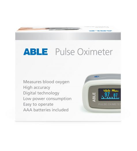 Able Pulse Oximeter