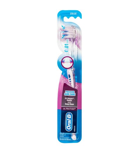 Oral B Precision Gum Care Ultrathin Toothbrush
