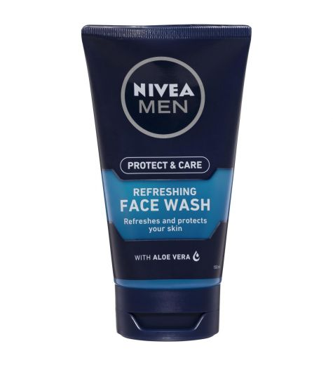 Nivea Men Protect & Care Refreshing Face Wash 150ml