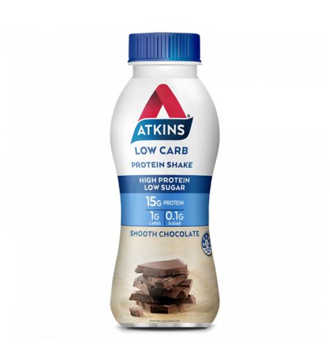 Atkins Ready To Drink Chocolate Shake 330ml