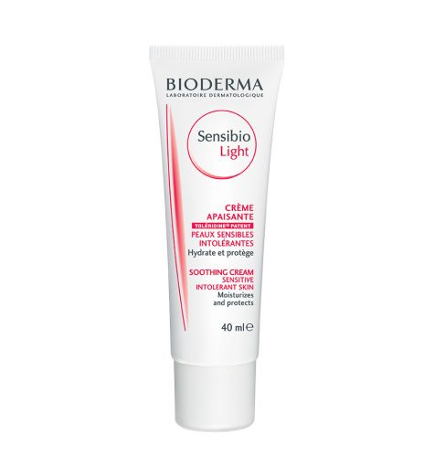 Bioderma Sensibio Light Soothing Cream 40ml