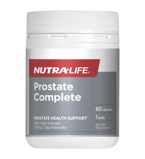 Nutra-Life Prostate Complete 60 Capsules