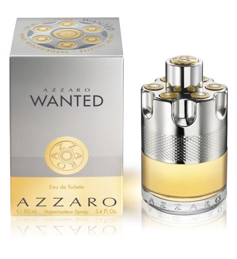 Wanted 100ml EDT By Azzaro (Mens)