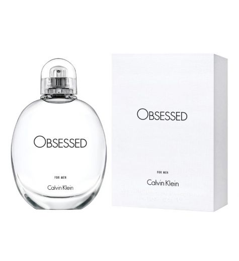 Obsessed 100ml EDT By Calvin Klein (Mens)