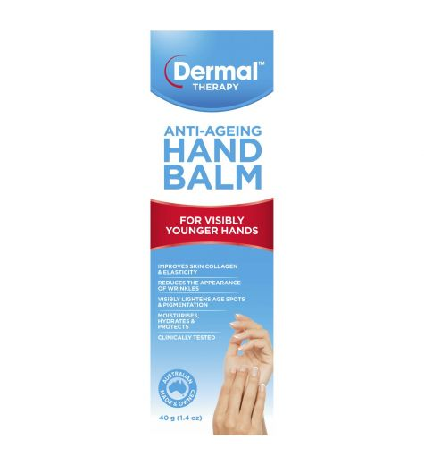 Dermal Therapy Anti-Ageing Hand Balm SPF 15 40g