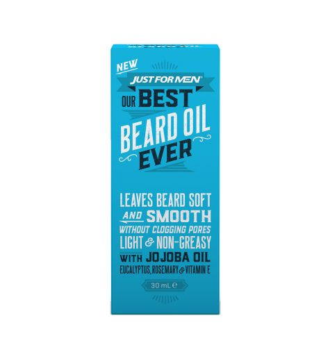 Just For Men Beard Oil 30ml