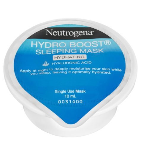 Neutrogena Hydro Boost Single Sleeping Mask 10ml