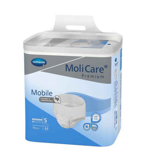 Molicare Premium Mobile Small 14 Pack