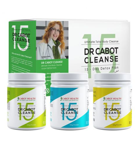 Dr Cabot 15 Day Ultimate Total Body Cleanse