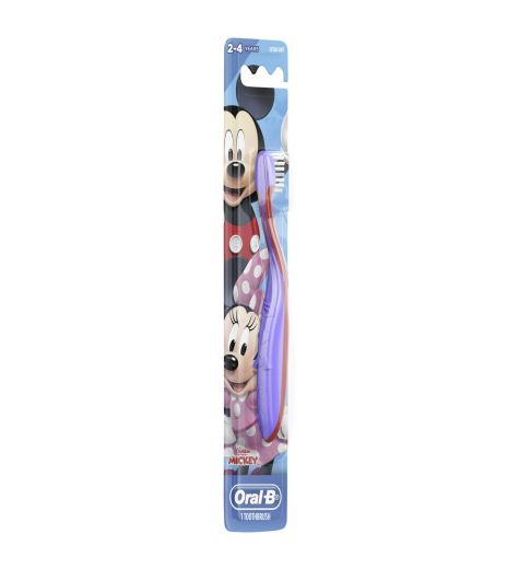 Oral B Stages 2-4 Years Toothbrush
