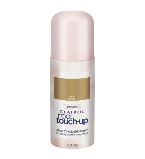 Clairol Temporary Root Touch-Up Concealing Spray Dark Blonde