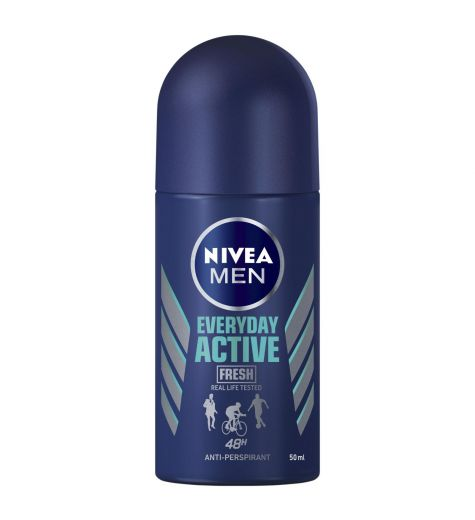 Nivea Men Everyday Active Fresh Anti-Perspirant 50ml