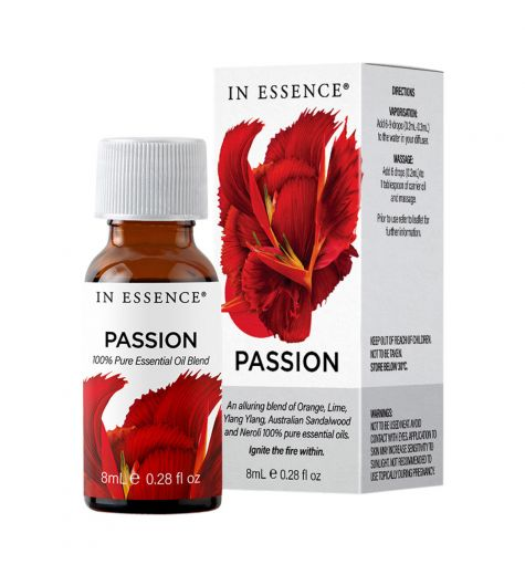 In Essence Passion Pure Essential Oil Blend 8ml