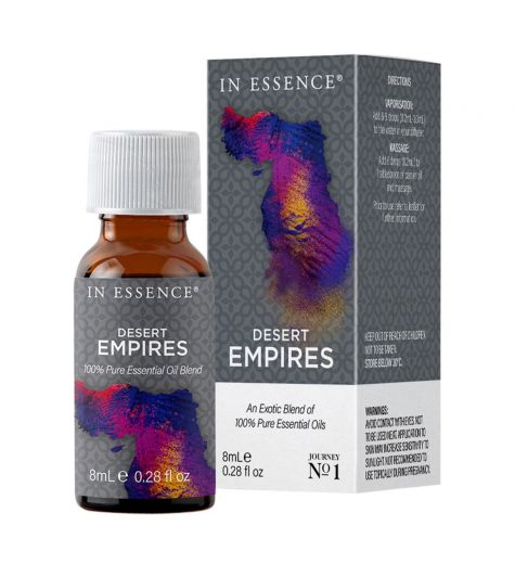 In Essence Desert Empires Pure Essential Oil Blend 8ml
