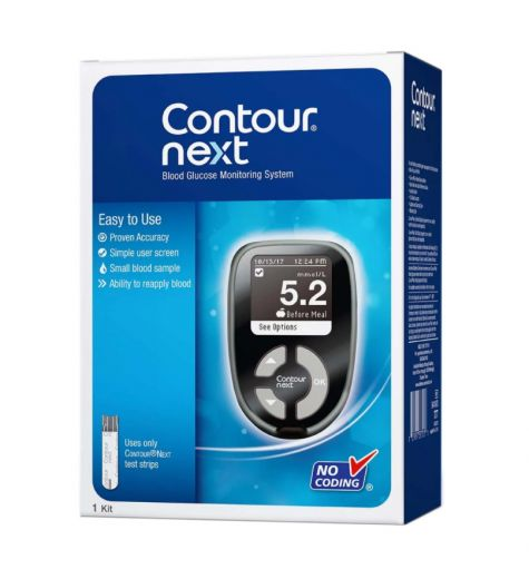 Contour Next Blood Glucose Monitoring System