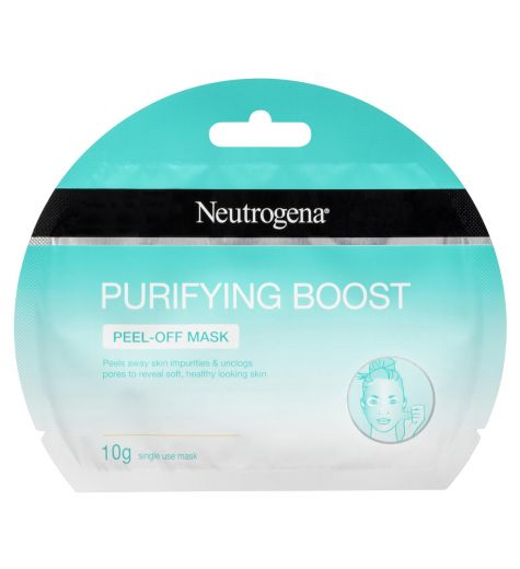 Neutrogena Purifying Boost Peel-Off Mask 1 Pack