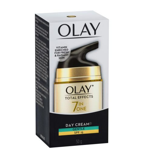 Olay Total Effects Day Cream Gentle SPF 15 50g
