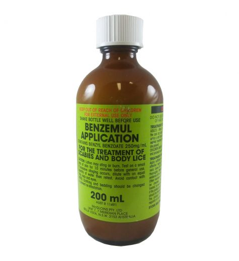 Benzemul Lotion 25% 200ml