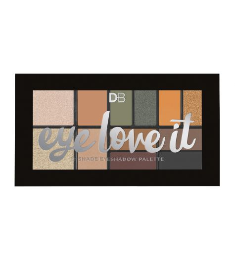 Designer Brands Eye Love It Eyeshadow Palette Spice Up Your Life