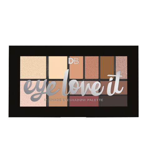 Designer Brands Eye Love It Eyeshadow Palette Keep It Neutral