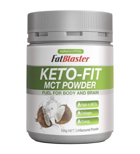 Fat Blaster Keto-Fit MCT Powder 100g