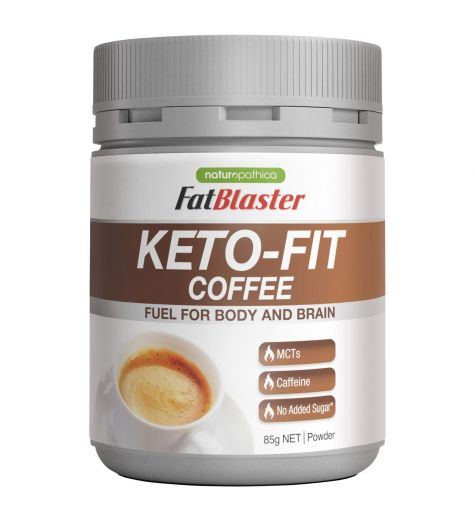 Fat Blaster Keto-Fit Coffee 85g