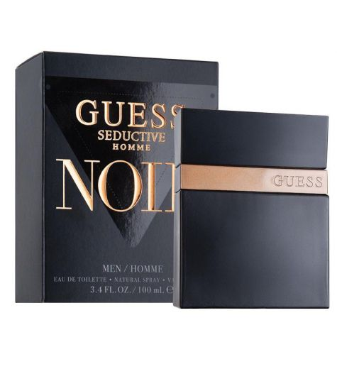 Guess Seductive Homme Noir 100ml EDT By Guess (Mens)