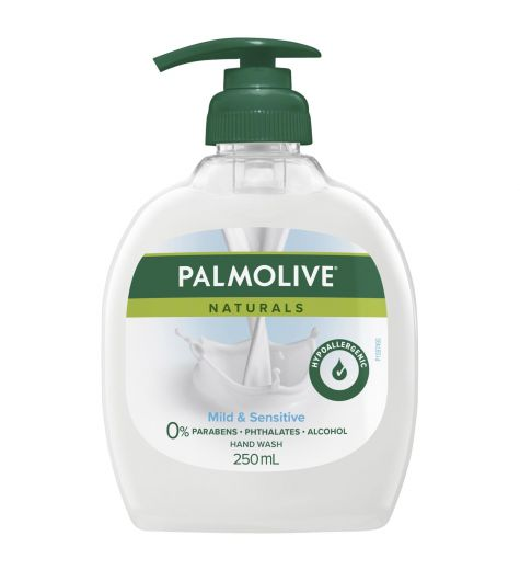 Palmolive Naturals Mild & Sensitive Hand Wash 250ml