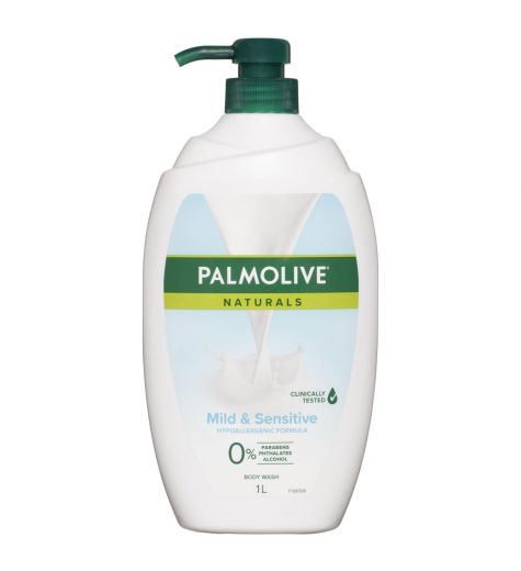 Palmolive Naturals Mild & Sensitive Body Wash 1 Litre