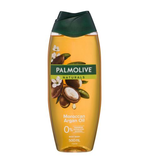 Palmolive Naturals Moroccan Argan Oil Shower Gel 500ml