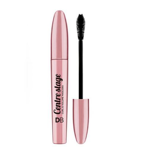 Designer Brands Centre Stage Curl & Volume Mascara Blackest Black