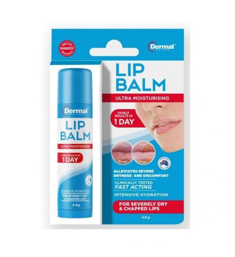 Dermal Therapy Lip Balm Stick 4.8g