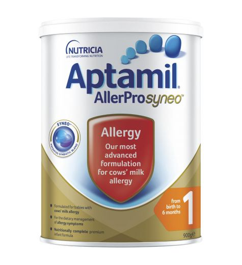 Aptamil Allerpro Gold+ 0-6 Months Step 1 900g