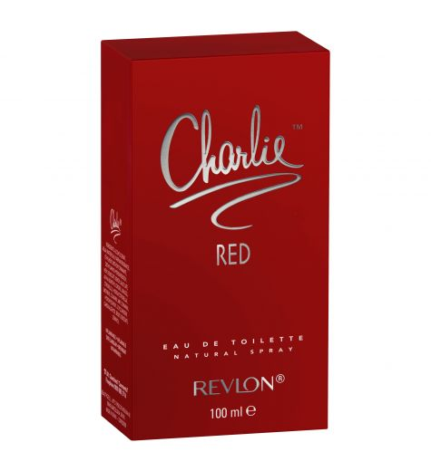 Charlie Red 100ml EDT By Revlon (Womens)