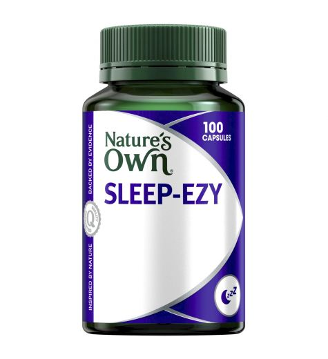 Natures Own Sleep Ezy Capsules 100