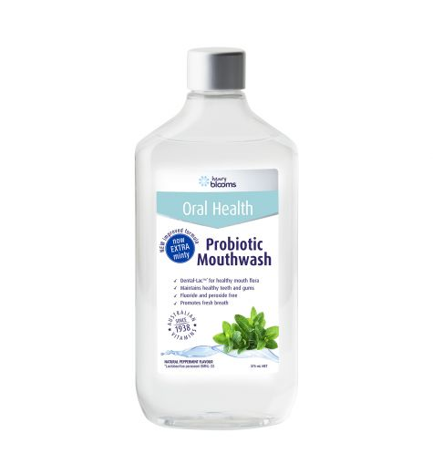 Blooms Probiotic Mouthwash 375ml