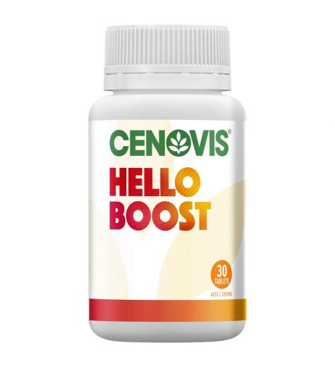 Cenovis Hello Boost Tablets 30