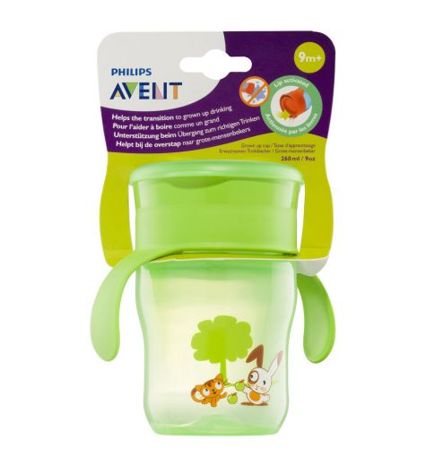 Avent My First Grown Up Cup 260ml