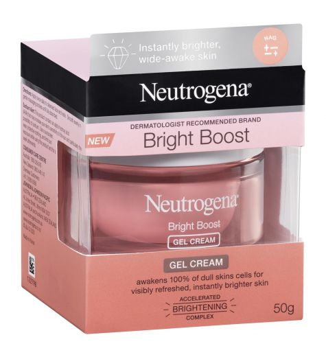 Neutrogena Bright Boost Gel Cream 50ml