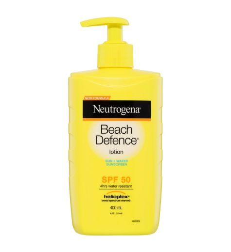 Neutrogena Beach Defence SPF 50 Lotion 400ml