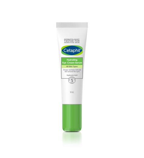 Cetaphil Hydrating Eye Cream Serum 14ml