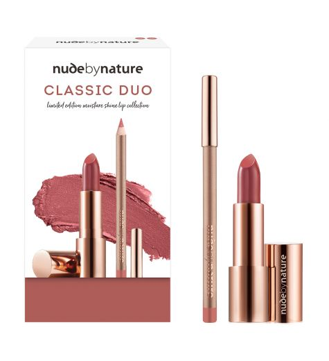Nude By Nature Classic Duo